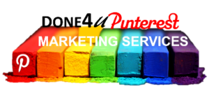 Done4u Pinterest Marketing Services - JWeb Design Solutions