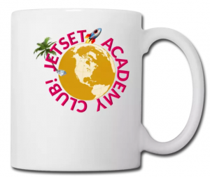 JetSet Academy Coaching Ceramic Mug